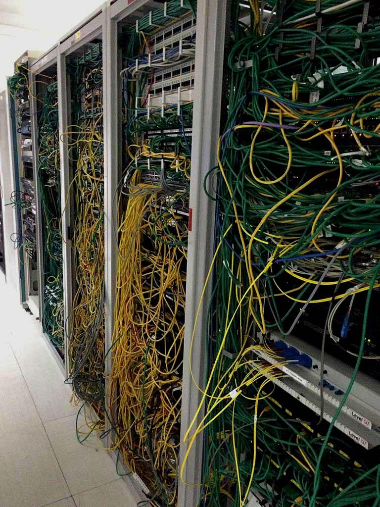 service cable management